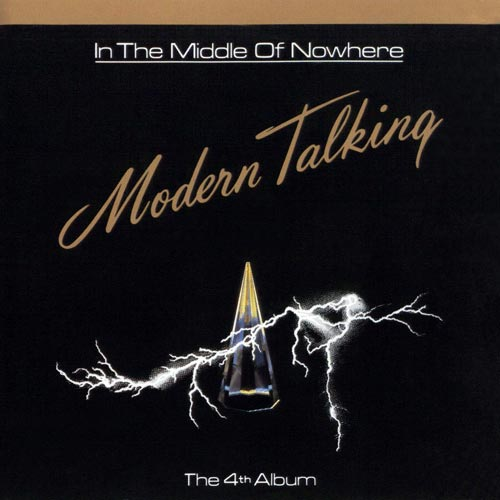 in the middle of nowhere the 4th album 1986 anders with the band of modern talking